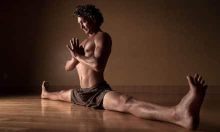ॐ瑜伽就是这么任性,男女老少,高矮胖瘦,软硬通吃 …❤