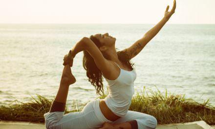 8个开髋瑜伽体式☞缓解背部疼痛★