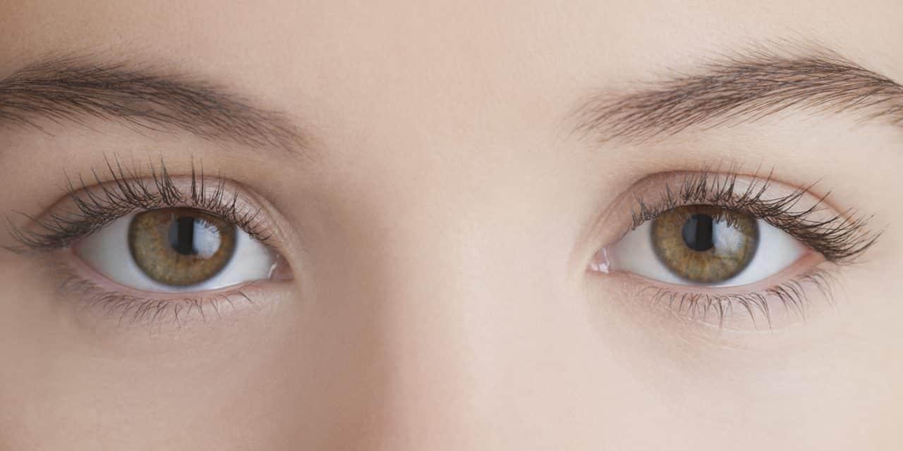 5步眼睛瑜伽操,缓解眼睛疲劳☞