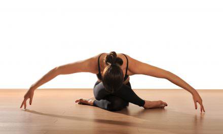 一套放松手腕、颈部、肩膀的阴瑜伽★