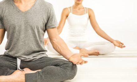 冥想禅修打坐入门者三种坐姿